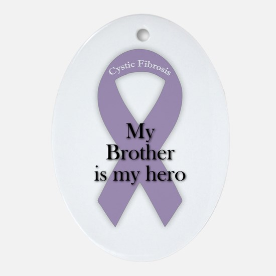 Brother CF Hero Ornament (Oval)