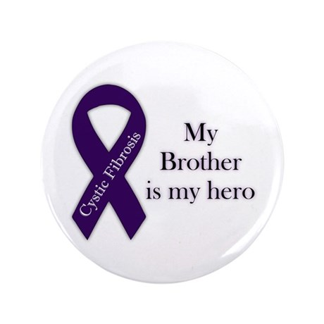 """Brother CF Hero 3.5"""" Button"""