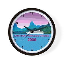 Kim's Kruises Wall Clock