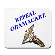 Repeal Obamacare 3 Mousepad