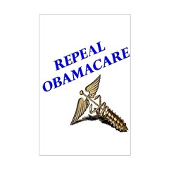 Repeal Obamacare 3 Posters