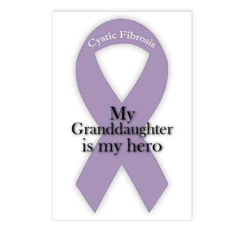 Granddaughter CF Hero Postcards (Package of 8)