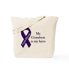 Grandson CF Hero Tote Bag