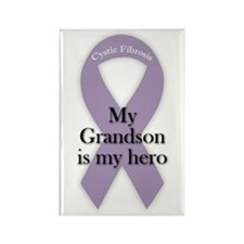 Grandson CF Hero Rectangle Magnet