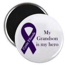 Grandson CF Hero Magnet