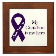 Grandson CF Hero Framed Tile