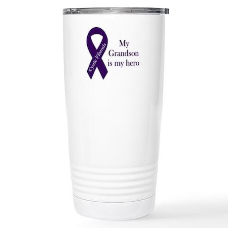 Grandson CF Hero Stainless Steel Travel Mug