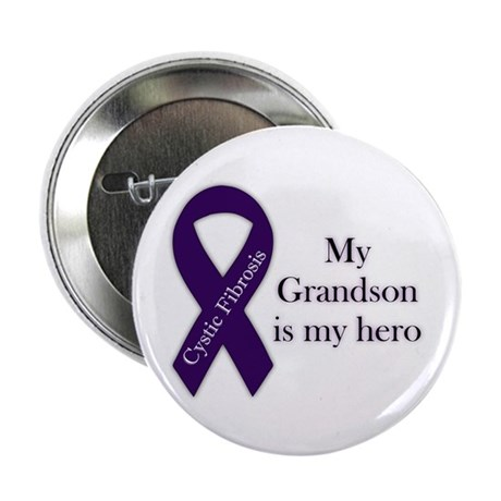 "Grandson CF Hero 2.25"" Button (10 pack)"