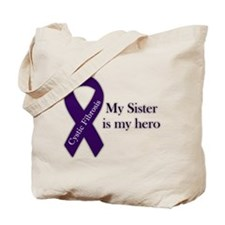 Sister CF Hero Tote Bag