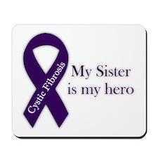 Sister CF Hero Mousepad