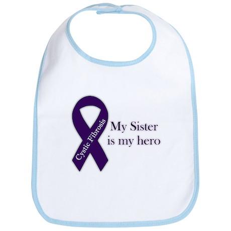 Sister CF Hero Bib