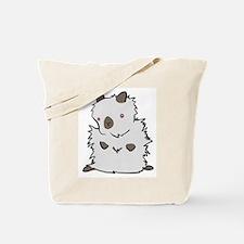 Wooly Squiggle Tote Bag