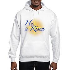 He is Risen Hoodie