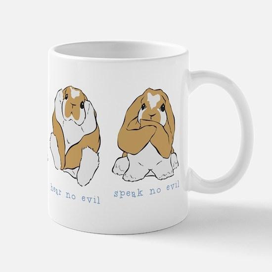 See No Hear No Speak No Evil Mug