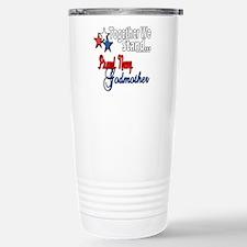 Navy Godmother Travel Mug