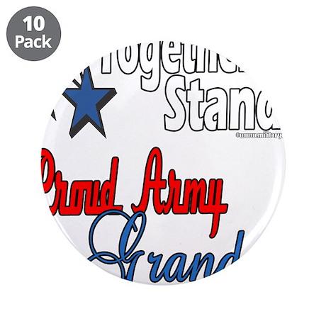 "Army Grandma 3.5"" Button (10 pack)"