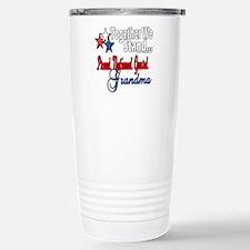 National Guard Grandma Travel Mug