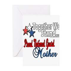 National Guard Mommy Greeting Cards (Pk of 20)