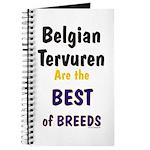 Belgian Tervuren Best of Breeds Journal