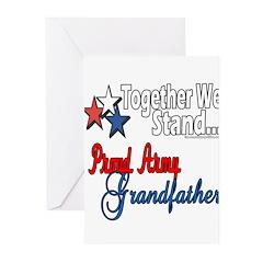 Army Grandpa Greeting Cards (Pk of 20)