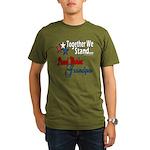 Marine Grandpa Organic Men's T-Shirt (dark)
