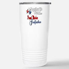 Marine Godfather Travel Mug