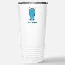 The Water Travel Mug