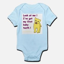 Baby's First Teeth Infant Bodysuit