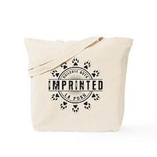 Imprinted Stamp Tote Bag