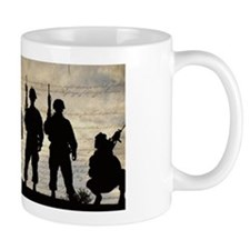 Support and Defend Mug