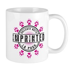 Imprinted Stamp Mug