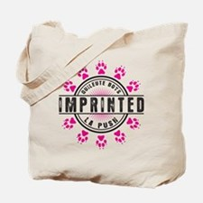 Imprinted Stamp Tote Bag