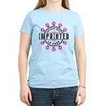 Imprinted Stamp Women's Light T-Shirt