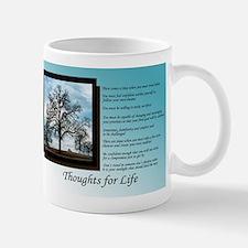 Cute Thoughts life Mug