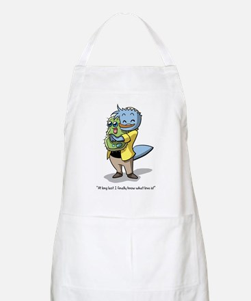 """At Long Last"" Apron"