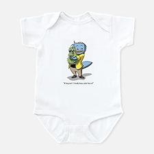 """""""At Long Last"""" Infant Bodysuit"""