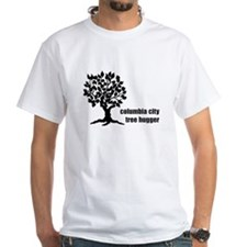 Columbia City Tree Hugger Shirt