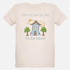 No Place Like Home (Babcia) T-Shirt