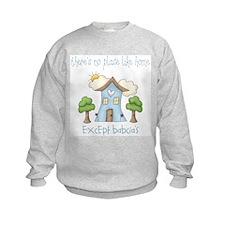 No Place Like Home (Babcia) Sweatshirt