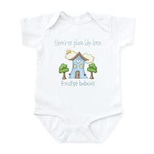 No Place Like Home (Babcia) Infant Bodysuit