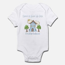 No Place Like Home (Babcia) Infant Bodysuit