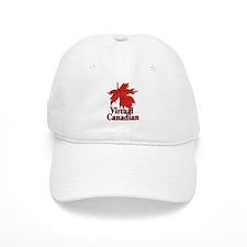 Virtual Canadian Baseball Cap
