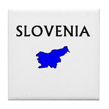 Cute Eastern europe Tile Coaster