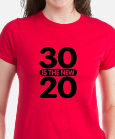 30 is the new 20 Tee