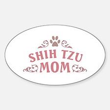 Shih Tzu Mom Decal