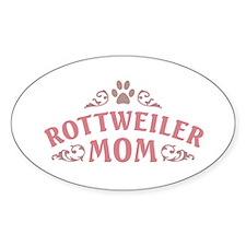 Rottweiler Mom Decal
