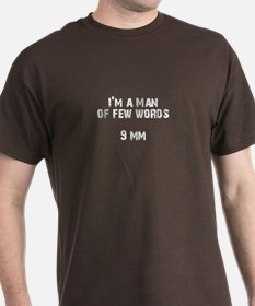 dark_fewwords T-Shirt