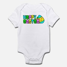 Happy Easter Infant Bodysuit