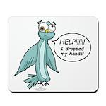 Clyde - Help! Mousepad