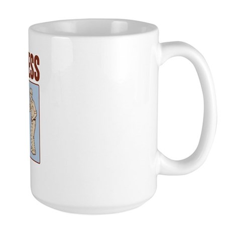 Tip Your Waitress Large Mug